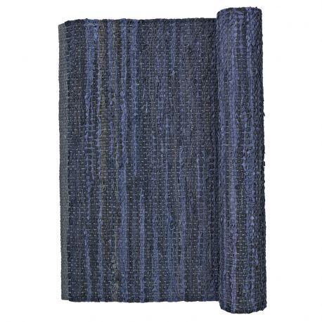 Dywan skórzano - bawełniany HAMMERING 140X200