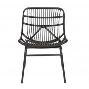 Krzesło CHAT, czarne