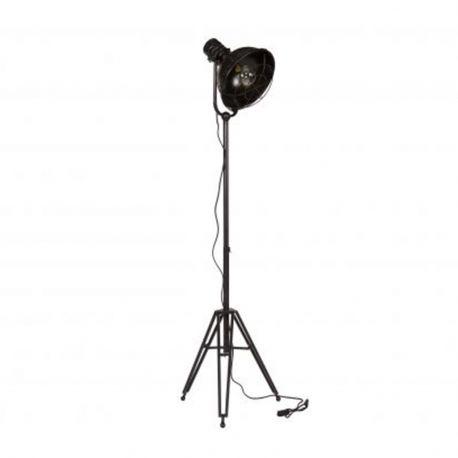 Lampa industrialna SPOTLIGHT w kolorze czarnym