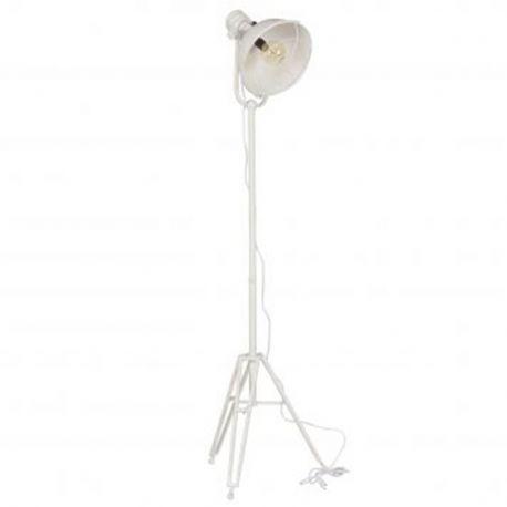 Lampa industrialna SPOTLIGHT w kolorze białym