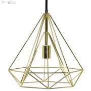 Lampa wisząca ANTWERP, złota
