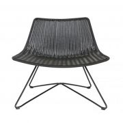 Fotel OTIS, czarny