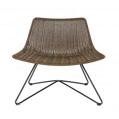Fotel OTIS, brązowy - Woood