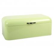 Chlebak metalowy, zielony