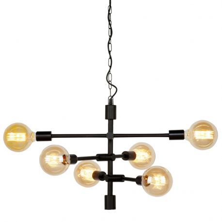 Lampa NASHVILLE 6-ramienna - It's about RoMi