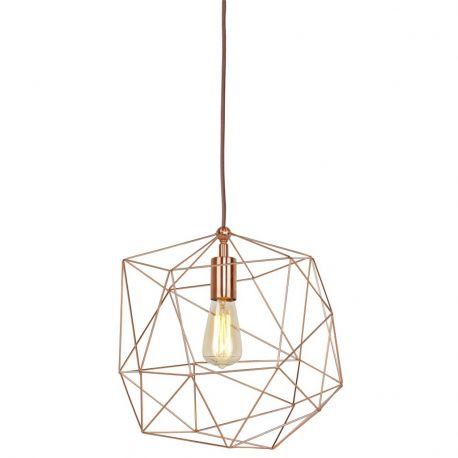 Lampa wisząca COPENHAGEN, kolor miedziany - It's about RoMi