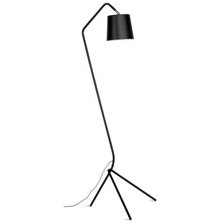 Lampa podłogowa BARCELONA, czarna