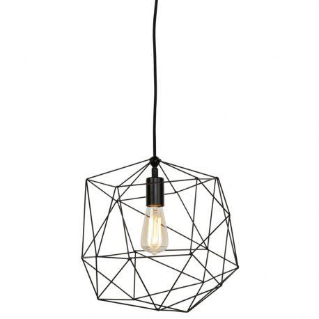 Lampa wisząca COPENHAGEN, kolor czarny