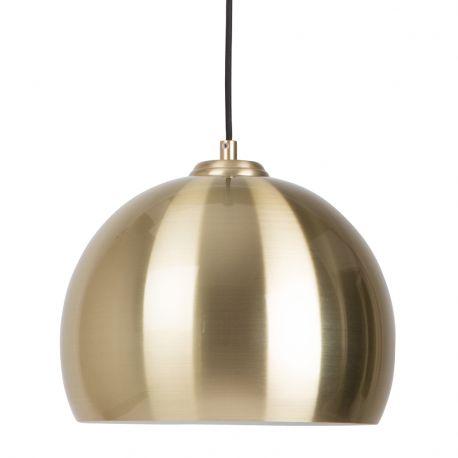 Lampa wisząca BIG GLOW mosiężna - Zuiver