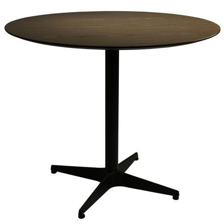 Stół NUTS okągły, średnica 90 cm - Dutchbone