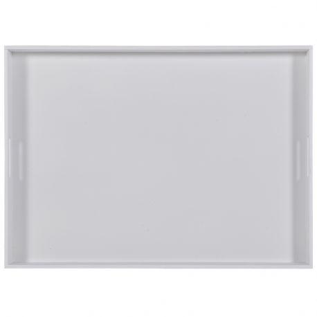 Taca biała 50 x 70 cm