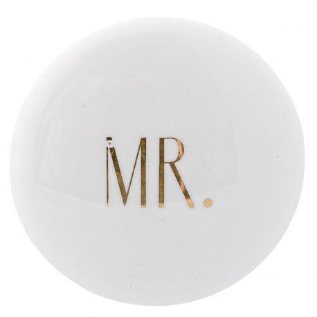 Wieszak ceramiczny MR 4 cm - Bloomingville