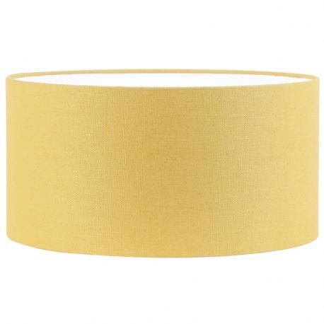 Abażur LIVIGNO, żółty 40 cm