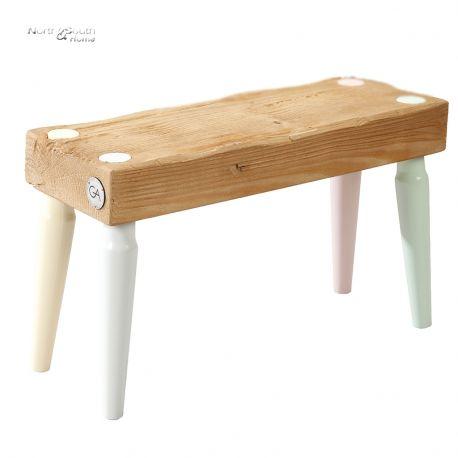 Ławka DOTS mini, mix - Projekt Stołek