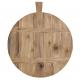 Deska do krojenia z drewna tekowego