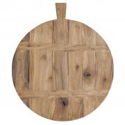 Deska do krojenia z drewna tekowego - HK living