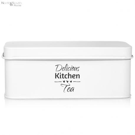 Pojemnik Tasty TEA z przegródkami