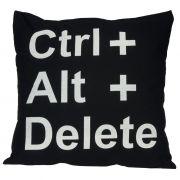Poszewka na poduszkę CTRL+, 43 x 43 cm