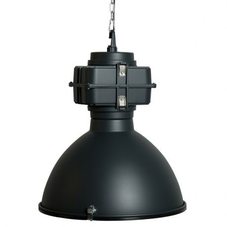 Lampa VIC INDUSTRY, czarna