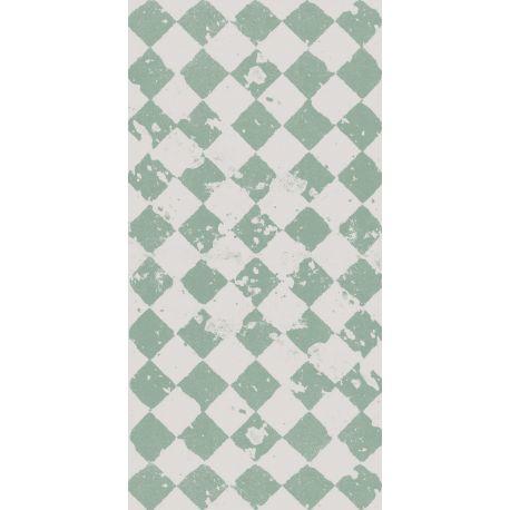 Serwetka papierowa wzór miętowy, 16 szt. - Ib Laursen
