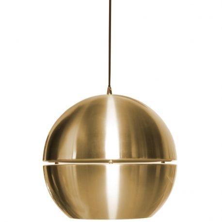 Lampa wisząca RETRO '70, złota R40