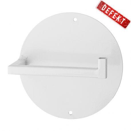 Uchwyt na papier toaletowy, biały- DEFEKT  - Bloomingville