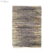 Dywanik WEAVE, 60x90 cm, fioletowo-piaskowy