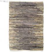 Dywanik WEAVE, 140x200 cm, fioletowo-piaskowy