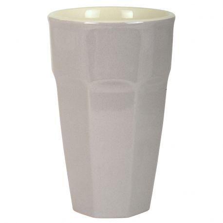 Kubek ceramiczny MYNTE duży, szary