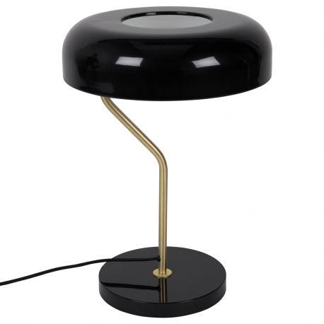 Lampa stołowa ECLIPSE czarna - Dutchbone