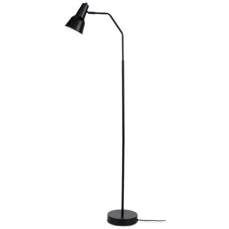 Lampa podłogowa VALENCIA czarna