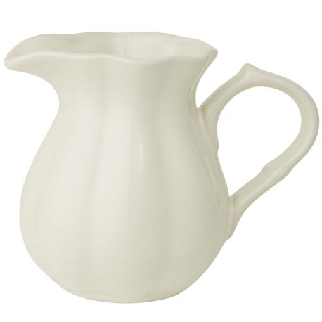 Dzbanuszek ceramiczny MYNTE, kremowy