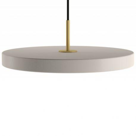 Lampa ASTERIA perłowa biel - UMAGE