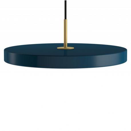 Lampa ASTERIA niebieski petrol - Vita Copenhagen Design