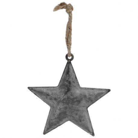 Ozdoba świąteczna GWIAZDA 11.5 cm