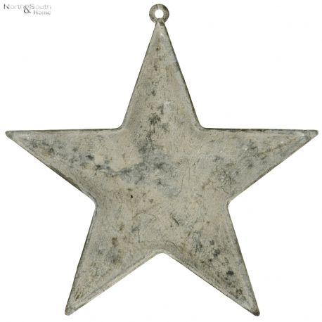 Ozdoba świąteczna GWIAZDA 18.5 cm