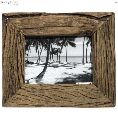 Ramka na zdjęcia postarzana 29 x 24 cm