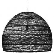 Lampa wiklinowa rozmiar L, czarna