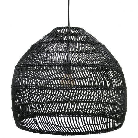 Lampa wiklinowa rozmiar M, czarna