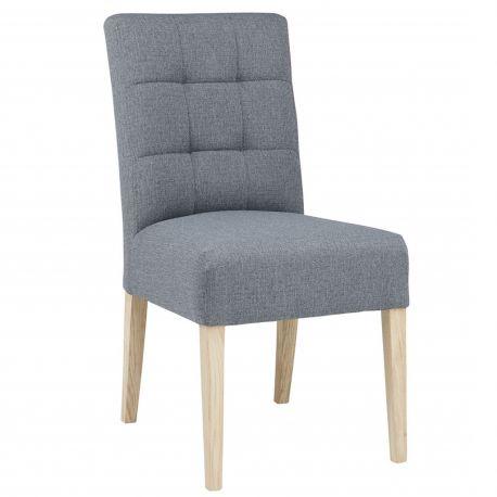 Krzesło SEM, szare - Woood