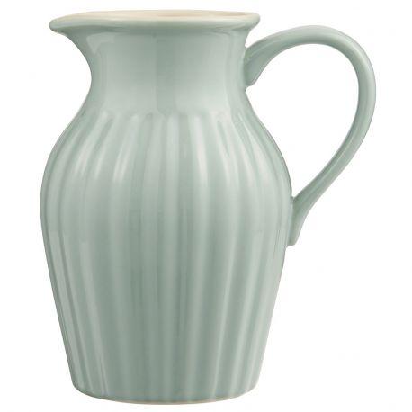 Dzbanek ceramiczny duży, Green tea - Ib Laursen