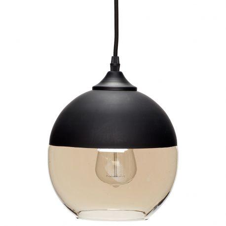 Lampa wisząca HALF III - Hübsch