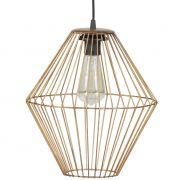 Lampa wisząca ELEGANT XL mosiężna