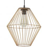 Lampa wisząca ELEGANT XL mosiężna - Be Pure