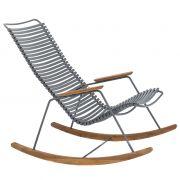 Fotel bujany CLICK, ,  ciemnoszary 70 - Houe
