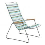 Krzesło CLICK LOUNGE, multicolor 2 84
