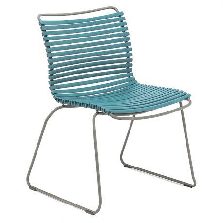 Krzesło CLICK, petrol 77 - Houe