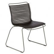 Krzesło CLICK, czarne 20