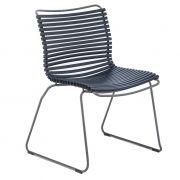 Krzesło CLICK, ciemnoniebieskie 91