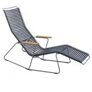 Krzesło CLICK SUNROCKER, ciemnoniebieskie 91 - Houe